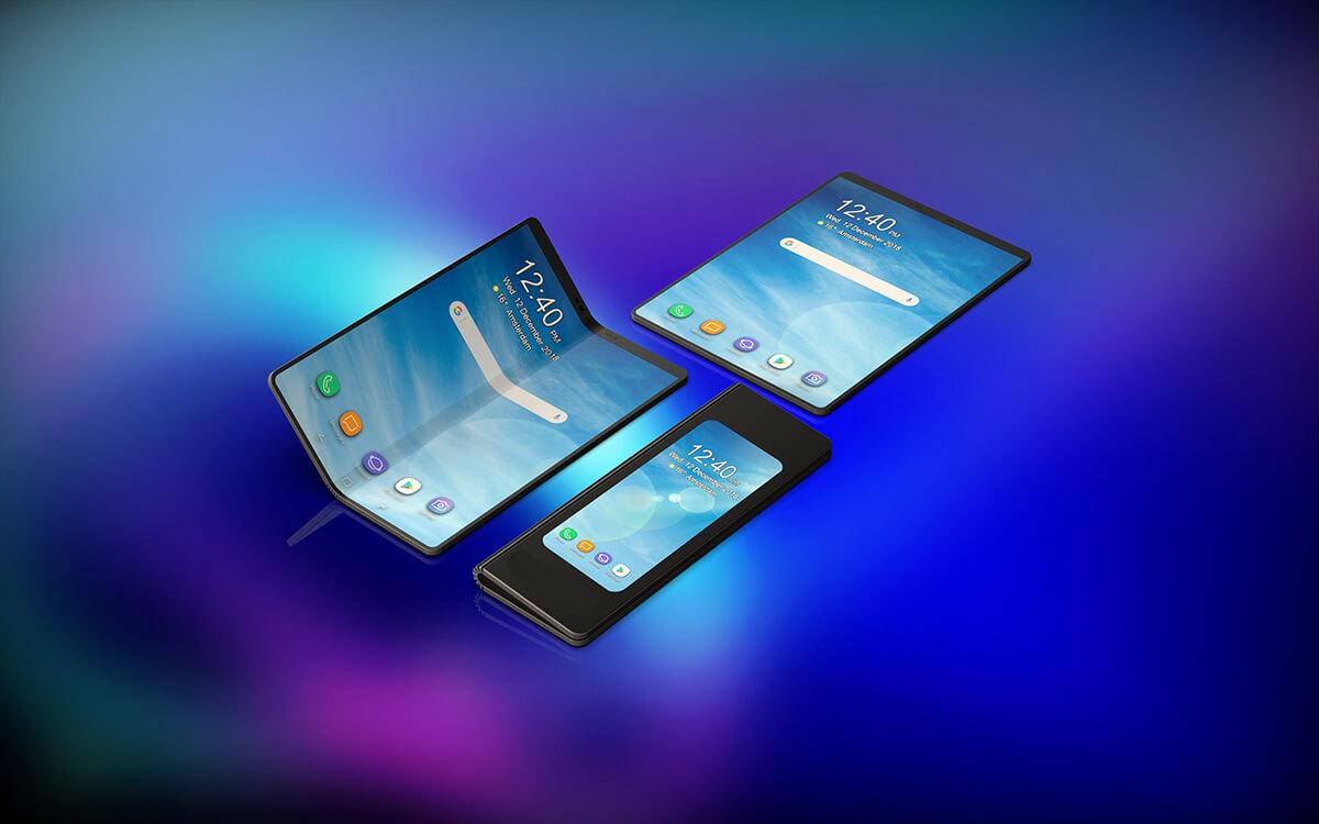 Samsung, Galaxy Fold Teknolojisini Apple & Google'a Satmak İstiyor