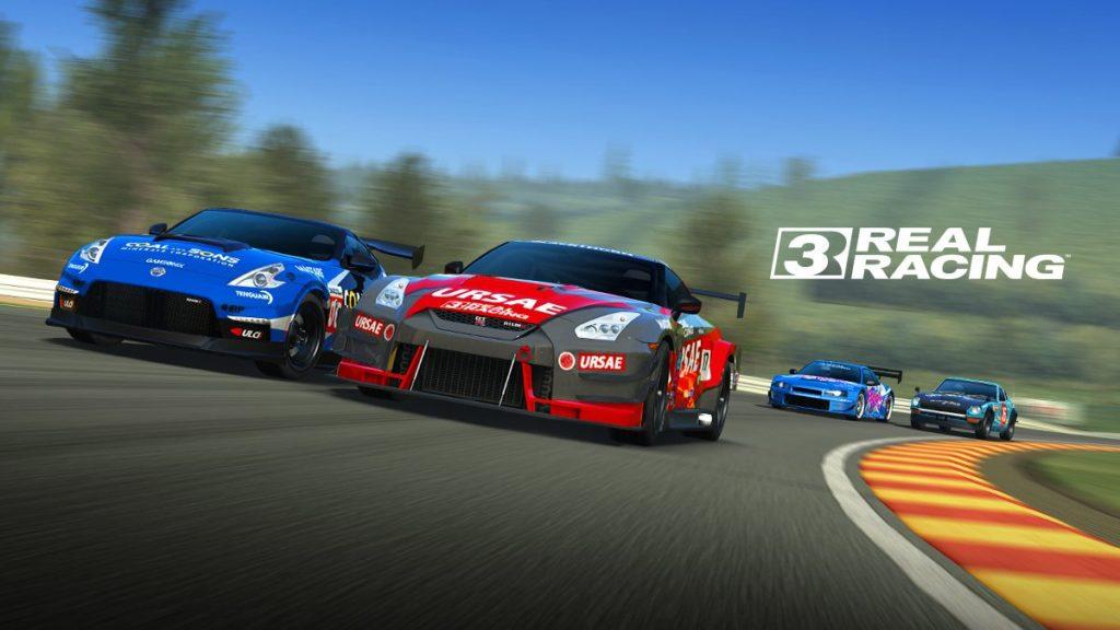 En iyi grafiklere sahip yarış oyunu: Real Racing