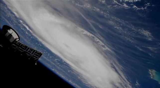NASA'nın Florida uzay limanı Dorian Kasırgası için hazırlanıyor!