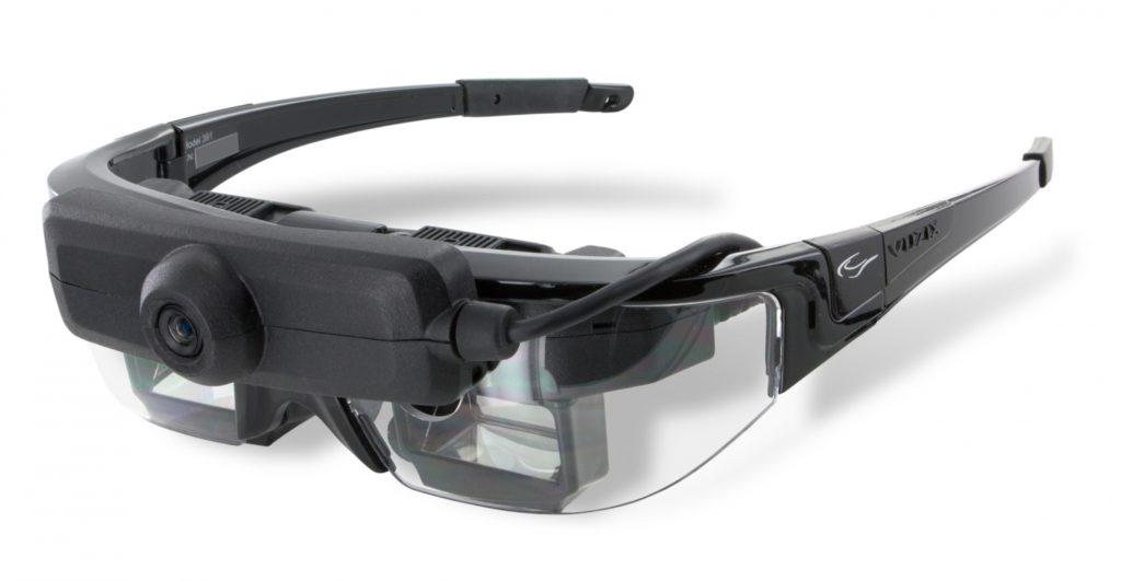 AR gözlükleri yüzmeyi çok daha eğlenceli hale getirebilir.