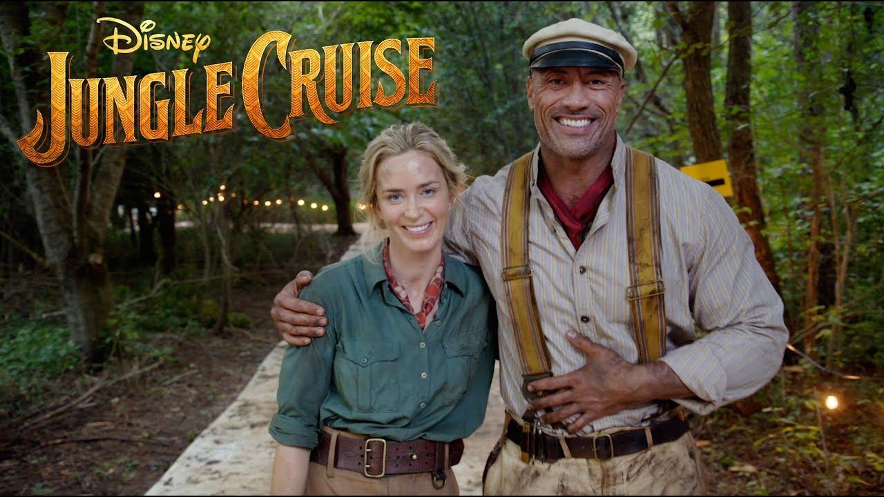 """Disney'in """"Jungle Cruise"""" adlı filminin fragmanı yayınlandı ..."""
