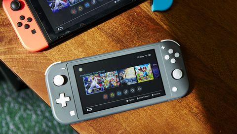 Nintendo Switch Lite Nedir?