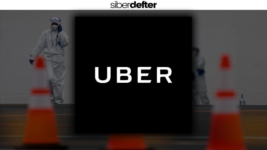 Uber, Koronavirüs Nedeniyle Sürücüleri Askıya Alıyor