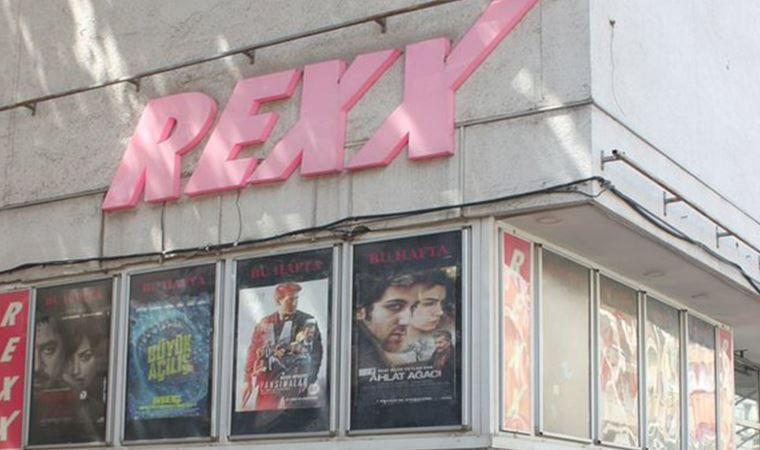 Kadıköy'deki Rexx Sineması Tamamen Kapatıldı