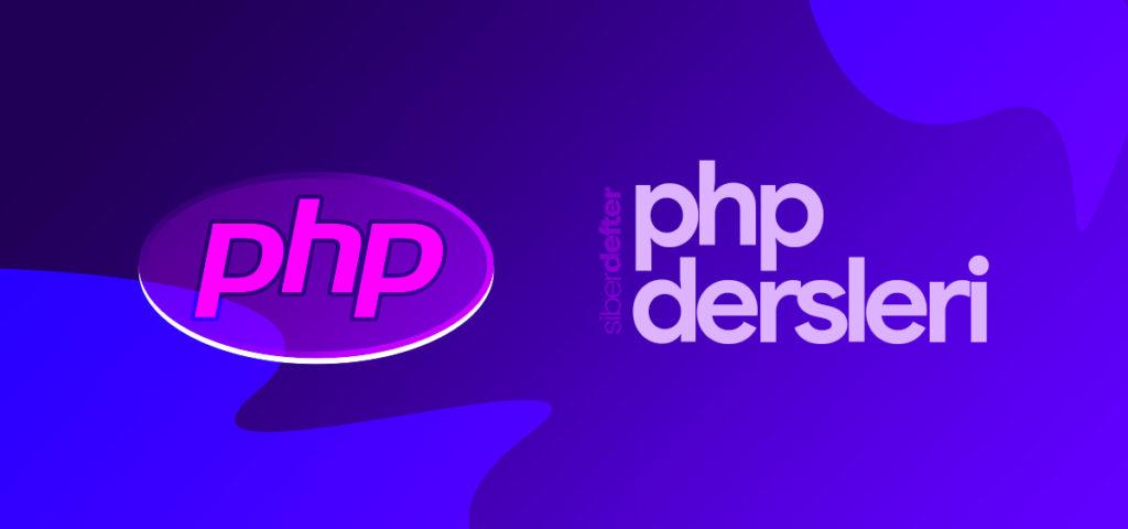 PHP Dersleri: in_array() Fonksiyonu