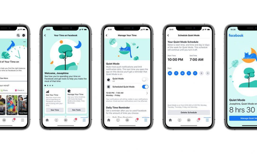 Facebook Mobil Cihazlara Sessiz Mod Ekleyecek