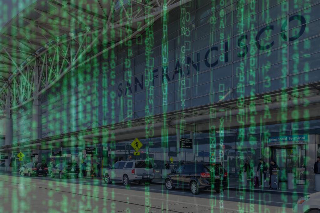San Francisco Havalimanı Siber Saldırıya Uğradı!