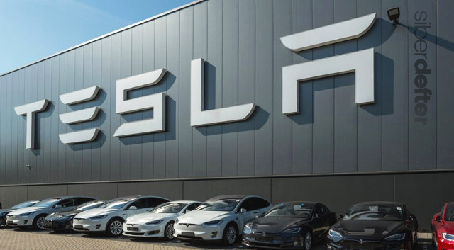Tesla şirketi