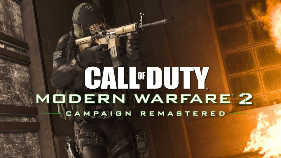 Call of Duty: Modern Warfare 2 Remastered, PC ve XBOX ONE Platformlarına Sunuldu