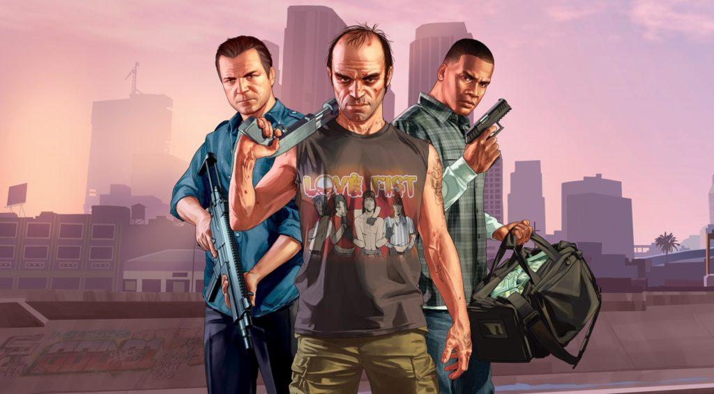 Grand Theft Auto V Premium Ücretsiz Oldu