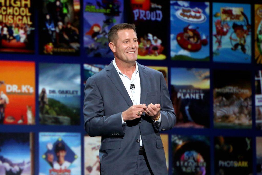Disney yayın şefi, TikTok CEO'su olmak için istifa etti