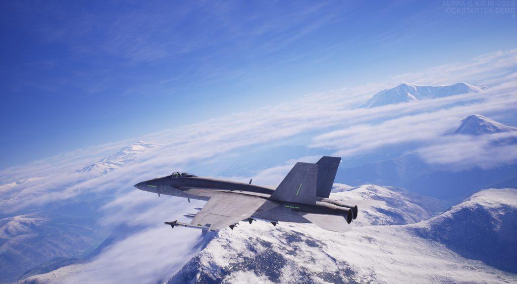 Yeni Uçuş Simülasyonu Project Wingman'ın Fragmanı Yayımlandı