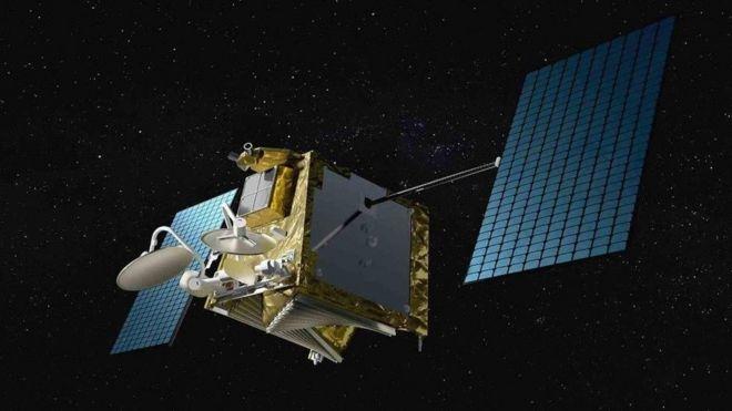 İngiltere Kendi Uydusunu Yapacak