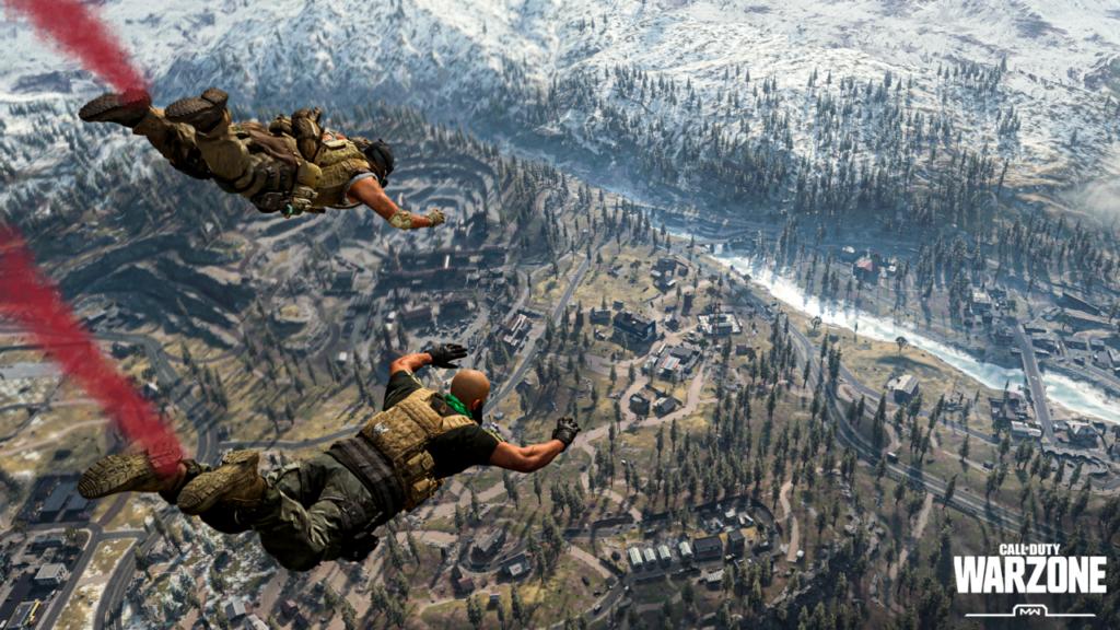 Call of Duty: Warzone'un yeni modu 50v50
