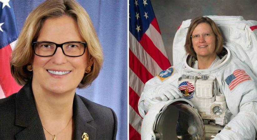 """Denizde ve uzayda tarih yazan kadın """"Kathy Sullivan"""""""