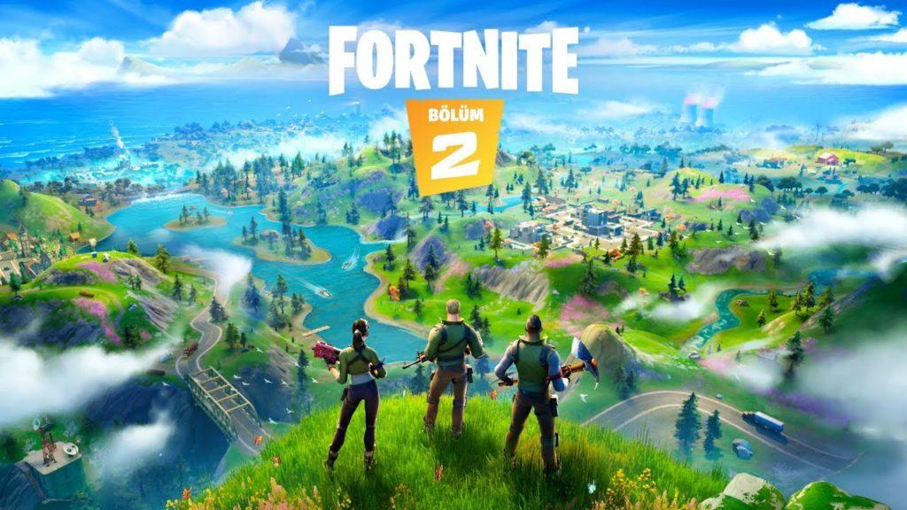 Epic Games'ten Fortnite Yeni Sezon Açıklaması Geldi