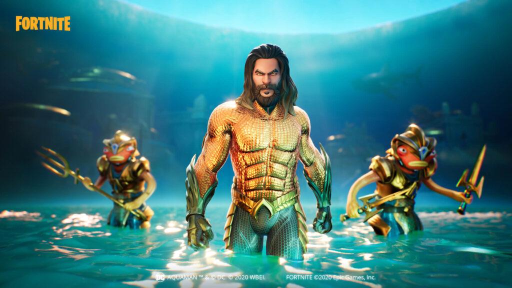 Fortnite Aquaman Nasıl Olunur?
