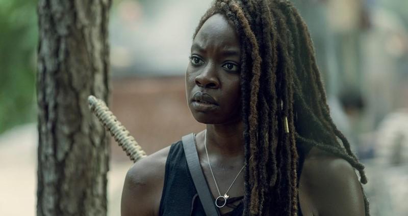 The Walking Dead'e Michone Karakteri Geri Dönebilir
