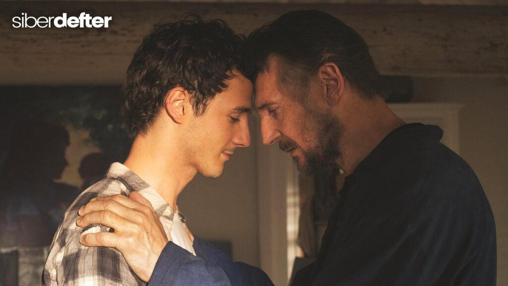 "Liem Neeson'un yeni filmi ""Made In Italy"""