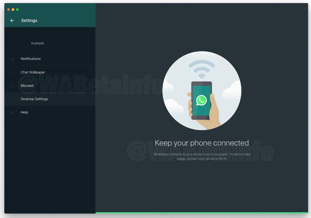 WhatsApp Masaüstü Karanlık Mod Nasıl Yapılır?