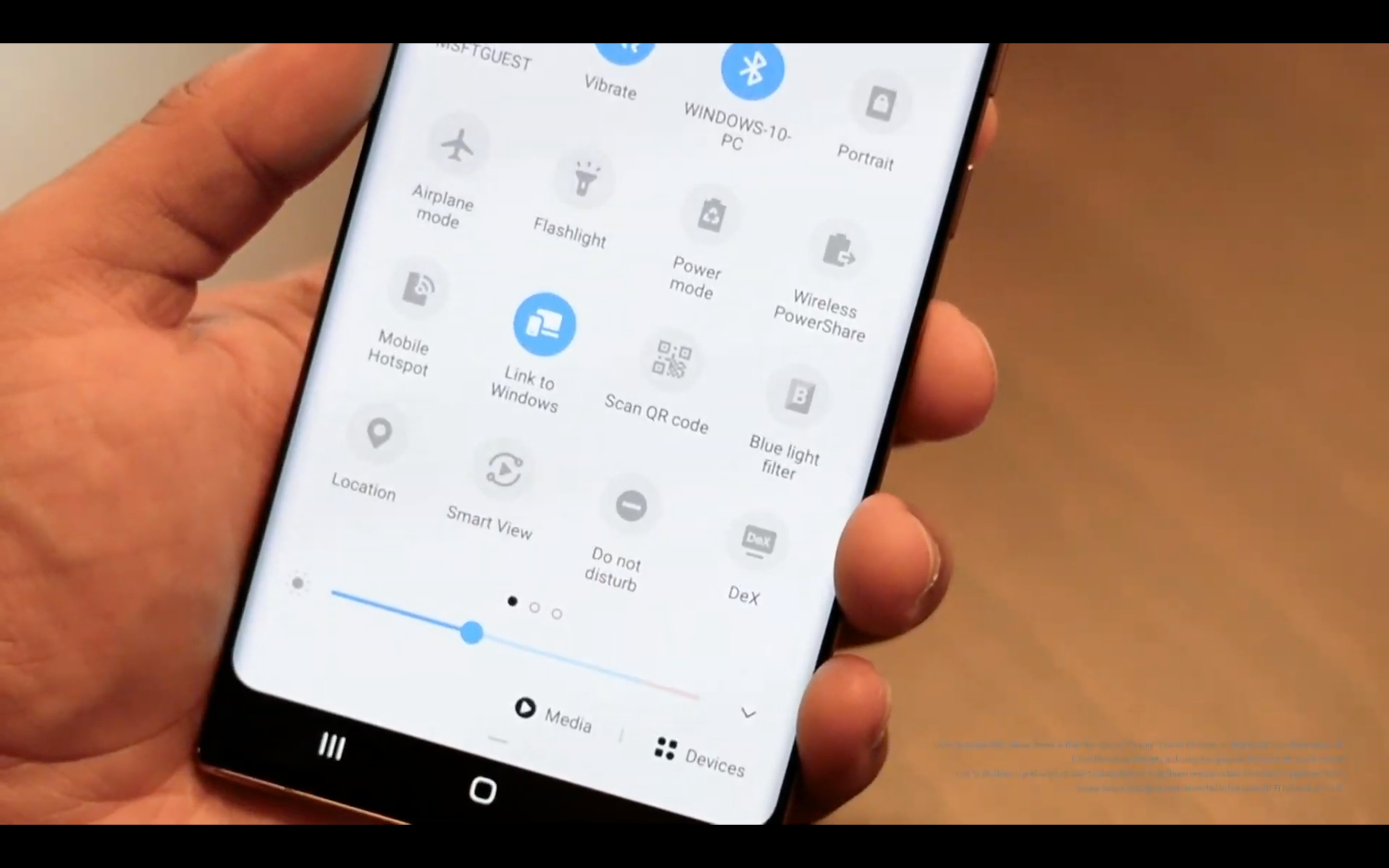 Link to Windows - Galaxy Note 20 | Siberdefter