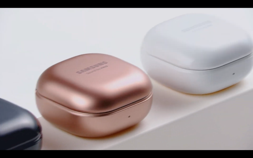 Samsung'un Fasulye Şeklindeki Kulaklığı: Galaxy Buds Lıve