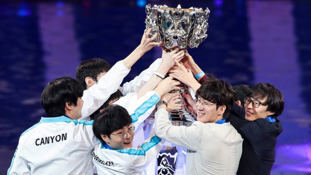 League of Legends 2020 Dünya Şampiyonu DAMWON Gaming