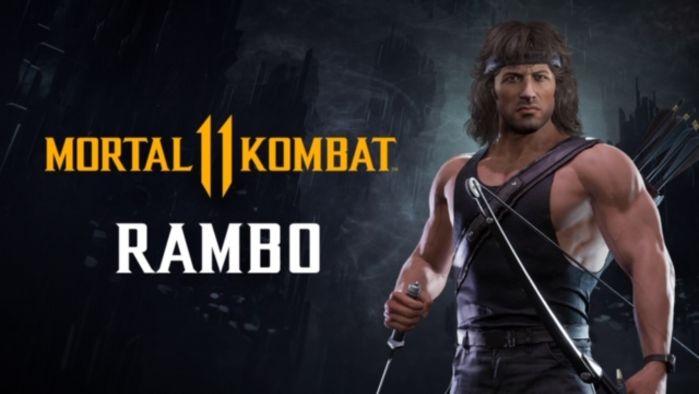 Rambo, Mortal Kombat 11 Ultimate ile döndü