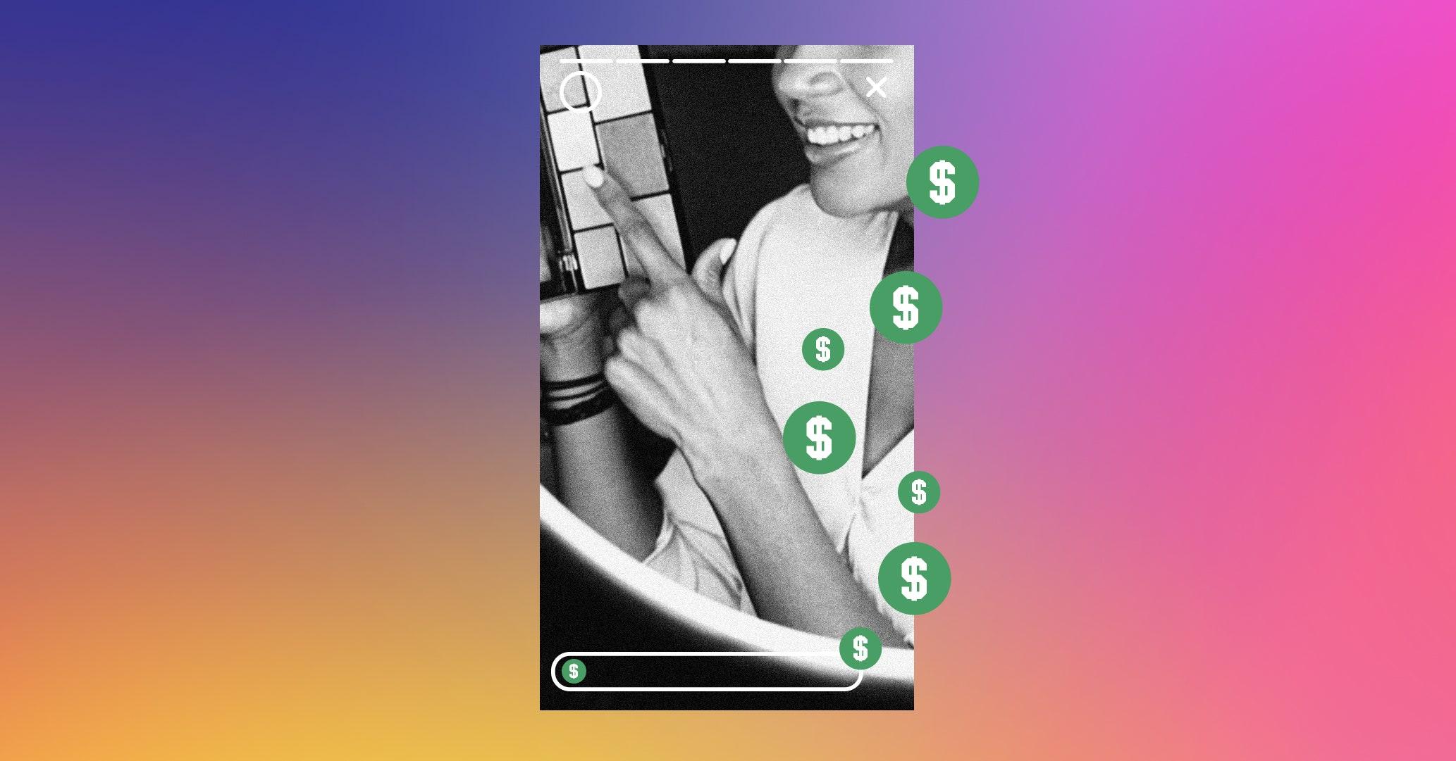 Instagram Canlı yayınlardan para kazanmak - Siberdefter