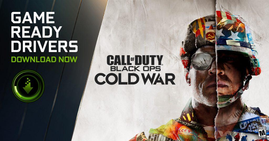 """Destiny 2"" NVIDIA Reflex Desteği ve NVIDIA Teknolojisiyle ile ""Call of Duty: Black Ops Cold War"""