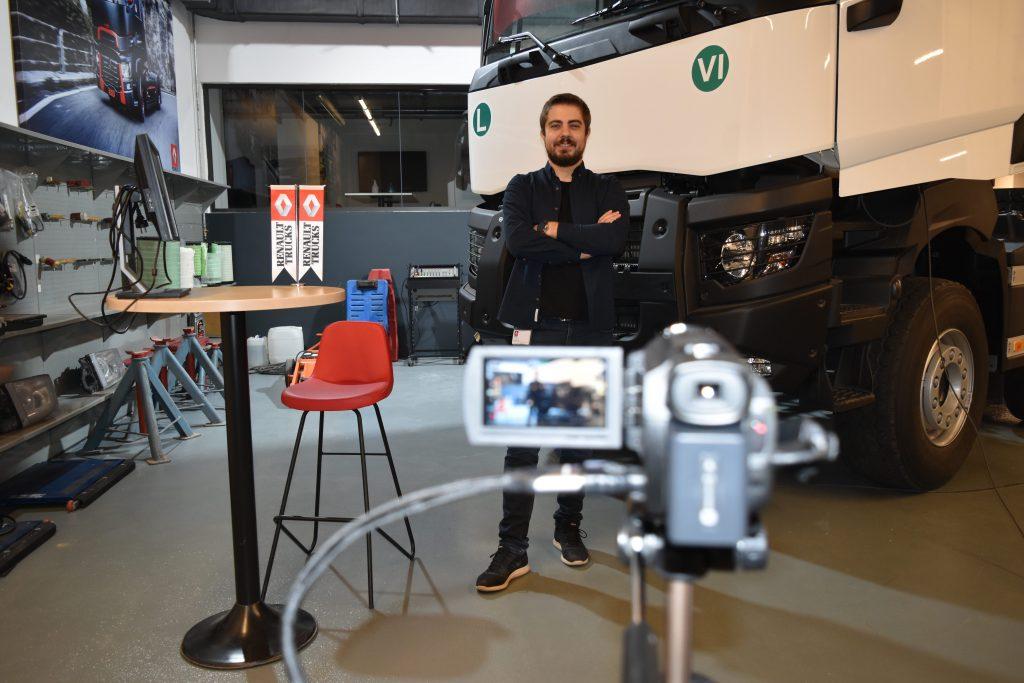 Renault Trucks Akademi, Canlı Sanal Eğitimler ile Fark Yarattı