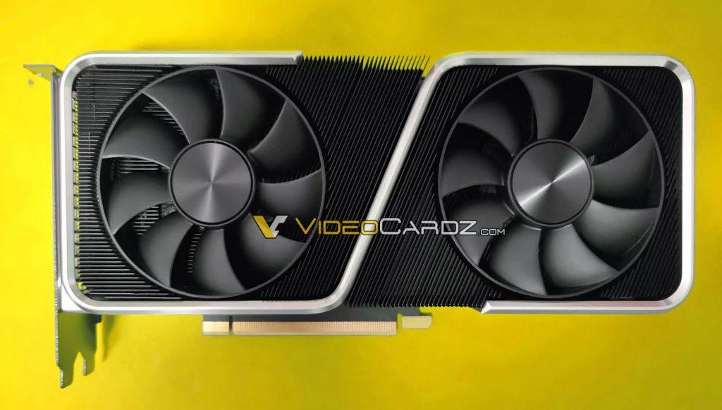 Nvidia RTX 3060 Ti Founders Edition Görselleri Sızdırıldı