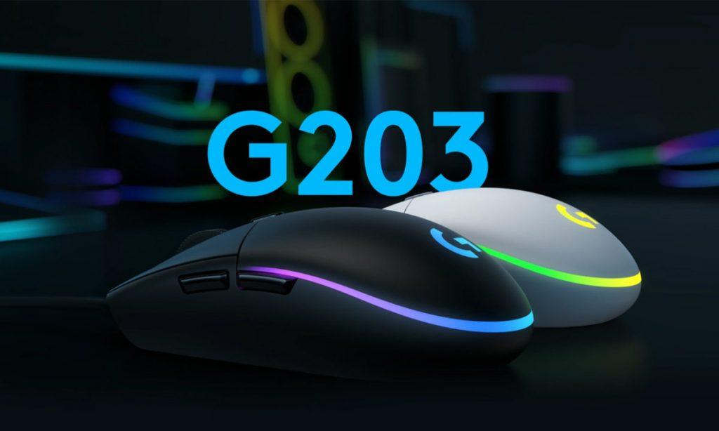 Logitech G203 LIGHTSYNC Oyuncu Mouse'u uygun fiyatla yüksek performans sunuyor!