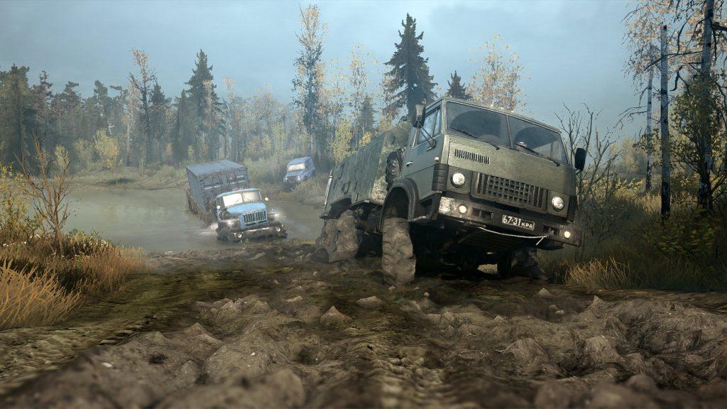 Mudrunner 26 Kasımda Epic Games'te ücretsiz olacak