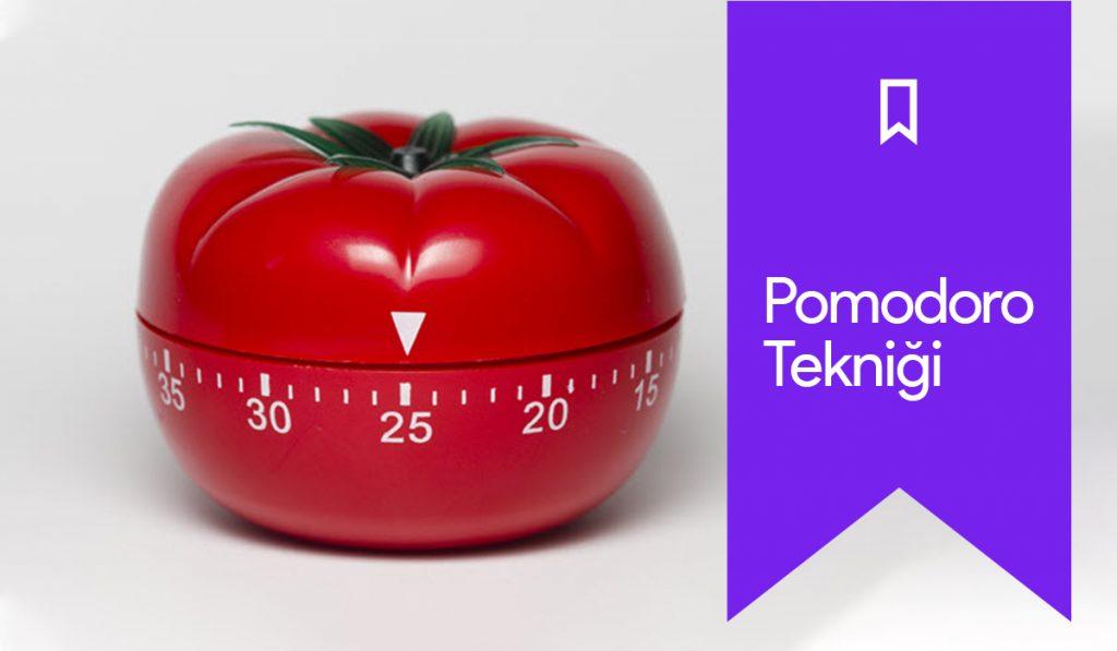 Pomodoro Tekniği nedir ve neden üretkenliğe iyi geliyor?