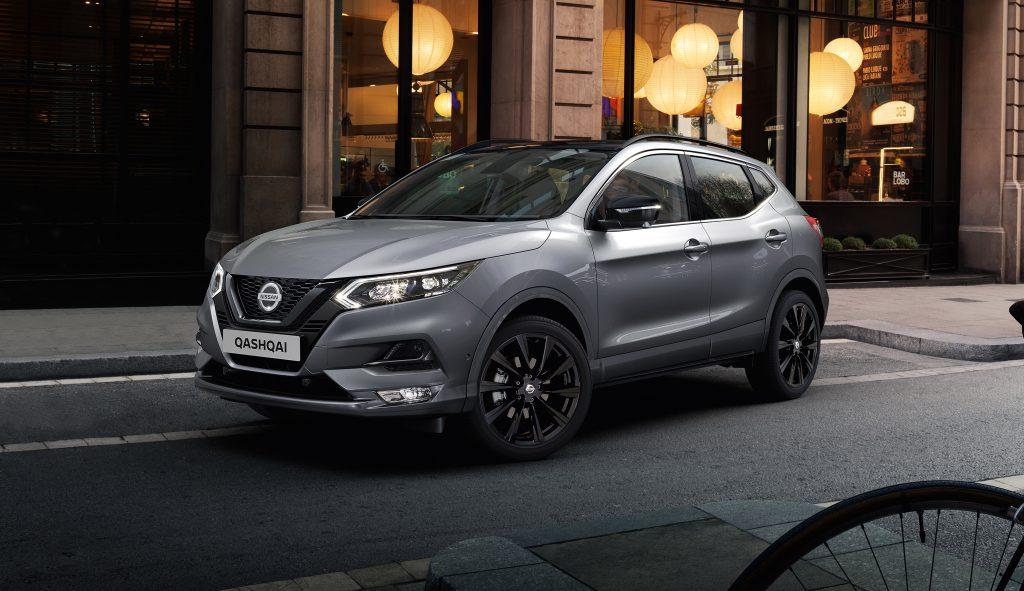 Nissan Qashqai Midnight Edition Artık Yollarda!