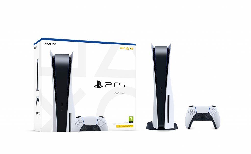 PLAYSTATION 5 Bugün Amazon'da Satışa Çıkıyor!