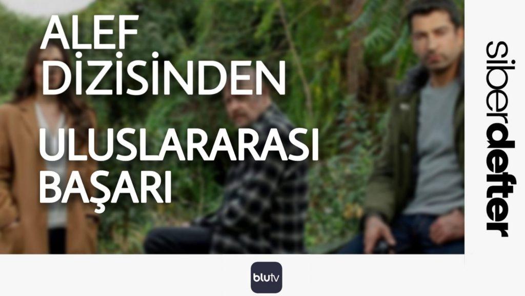 Türkiye'nin İlk Mistik Polisiye Dizisi Alef'ten Uluslararası 2020 Başarısı!