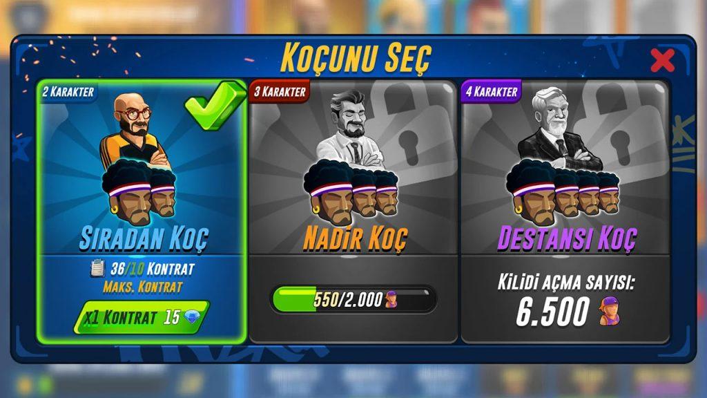 Basketbol Arena'dan ekran görüntüsü - Siberdefter