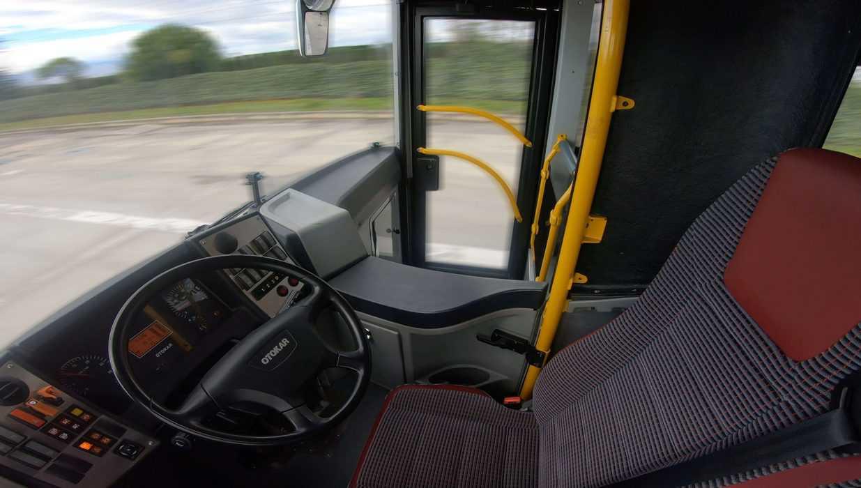 OTOKAR Sürücüsüz Otobüs