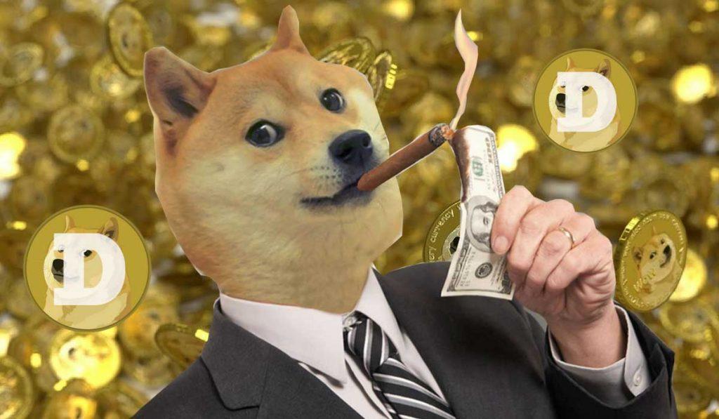 Dogecoin, Bir Günde yüzde 800 Değer Kazandı