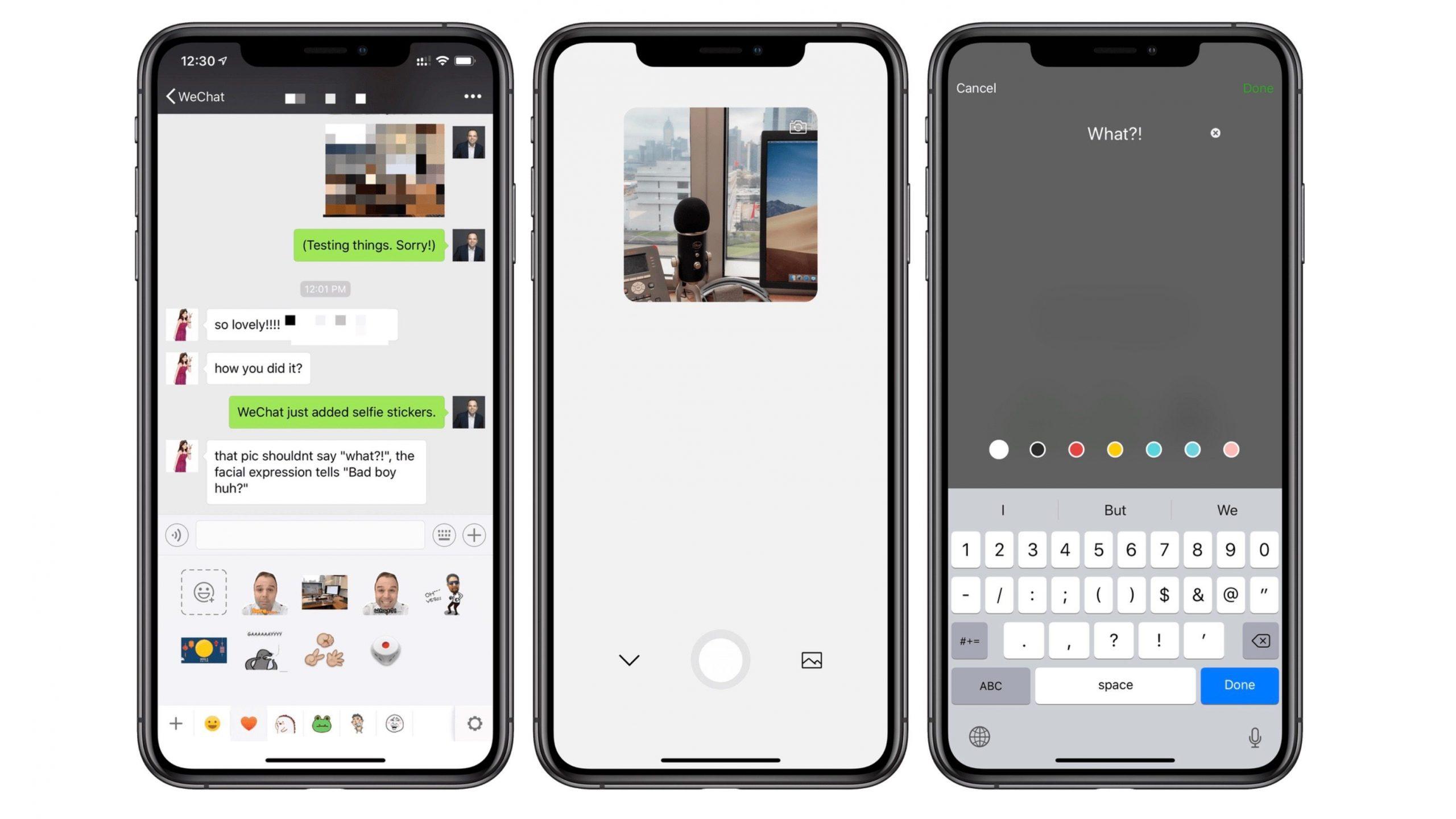 WeChat - WhatsApp Alternatifi Uygulama