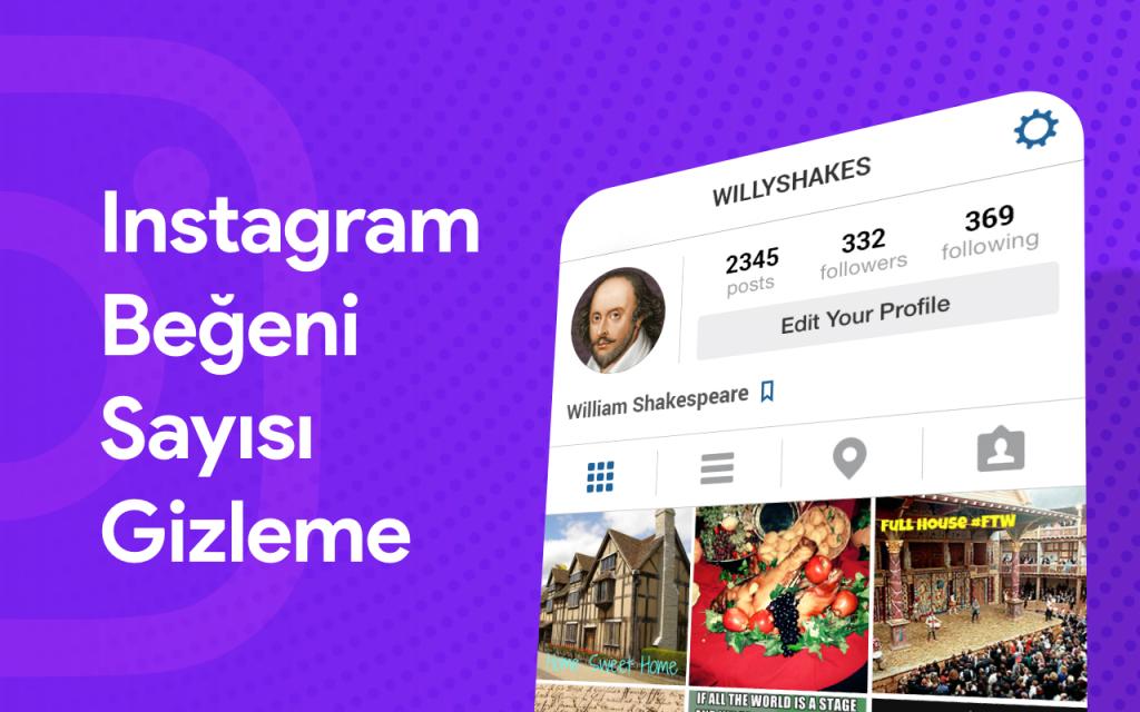 Instagram Beğeni Sayısı Nasıl Gizlenir?