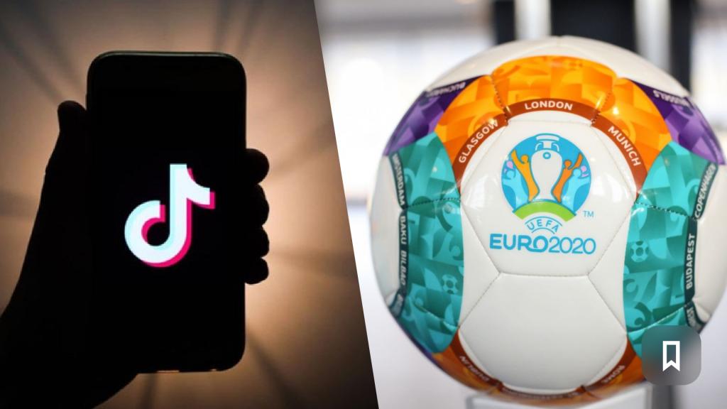 TikTok, UEFA EURO 2020 Sponsoru Oldu!