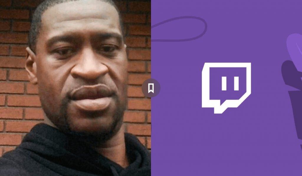 Twitch, George Floyd davasını konu alan kanalı banladı!
