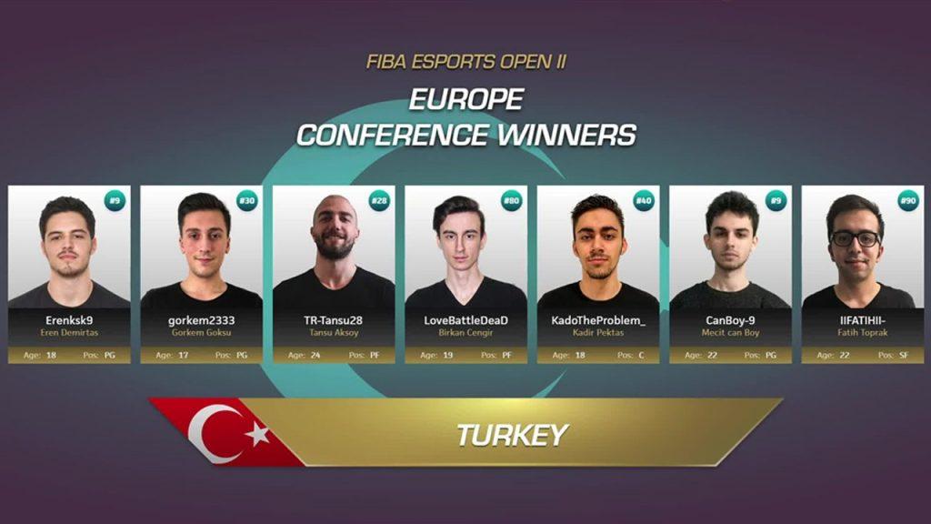 NBA 2K Türkiye milli temsilcimiz yarı final mücadelesinde!