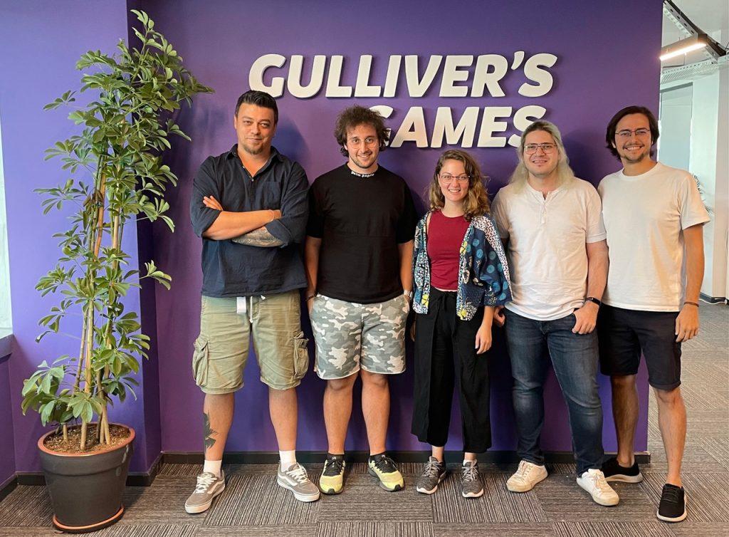 Gulliver's Games'e Boğaziçi Ventures Liderliğinde 750.000 USD'lik yatırım!